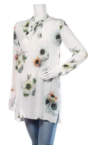 Bluză de femei Cacharel, Mărime S, Culoare Alb, Mătase, Preț 836,35 Lei