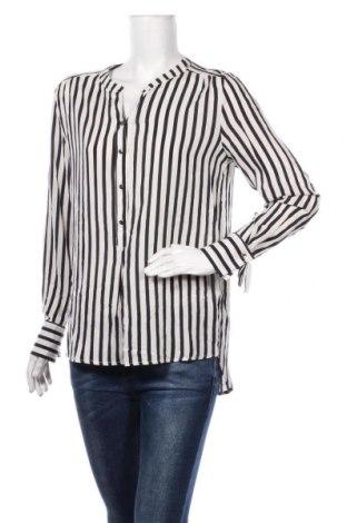 Дамска блуза Cartoon, Размер M, Цвят Бял, Вискоза, Цена 18,95лв.