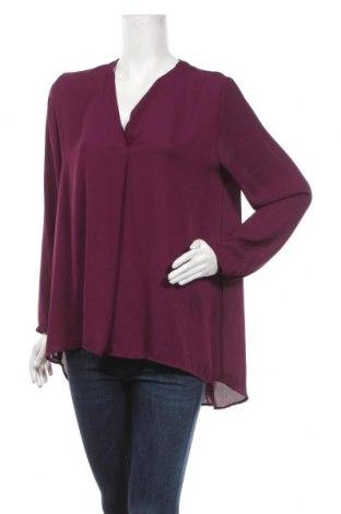 Дамска блуза Cartoon, Размер L, Цвят Лилав, Полиестер, Цена 18,90лв.