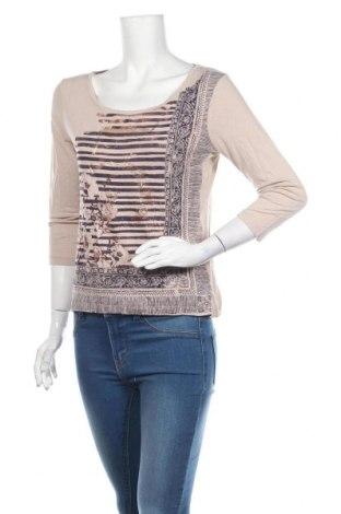 Дамска блуза Cartoon, Размер M, Цвят Бежов, Цена 17,85лв.
