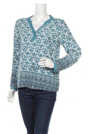 Bluză de femei Cream, Mărime L, Culoare Albastru, Viscoză, Preț 106,11 Lei