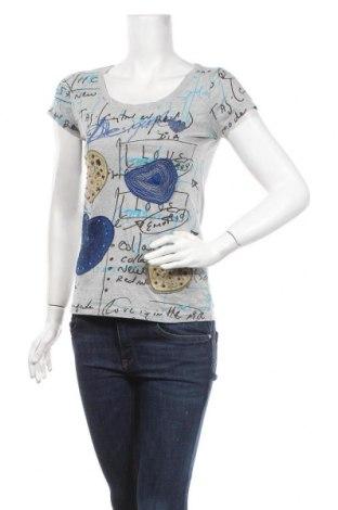 Bluză de femei Desigual, Mărime M, Culoare Gri, Preț 89,53 Lei
