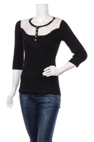 Dámská halenka Ellen Amber, Velikost M, Barva Černá, 100% bavlna, Cena  445,00Kč