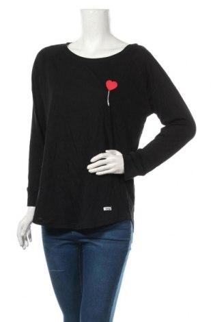 Bluză de femei HOMEBASE, Mărime XL, Culoare Negru, Bumbac, Preț 219,57 Lei