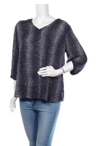 Γυναικεία μπλούζα Kaffe, Μέγεθος L, Χρώμα Μπλέ, Βισκόζη, Τιμή 20,78€