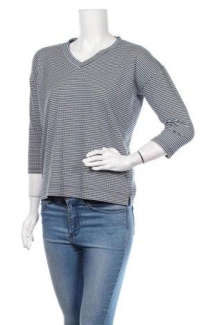 Γυναικεία μπλούζα Kaffe, Μέγεθος S, Χρώμα Μπλέ, 68% πολυεστέρας, 30% βισκόζη, 2% ελαστάνη, Τιμή 20,78€
