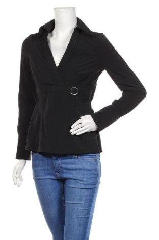 Дамска блуза Karen Millen, Размер M, Цвят Черен, 90% полиамид, 10% еластан, Цена 36,00лв.