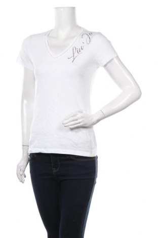 Дамска блуза Liu Jo, Размер S, Цвят Бял, Цена 59,25лв.