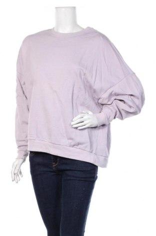 Дамска блуза Mango, Размер M, Цвят Лилав, 100% памук, Цена 21,00лв.