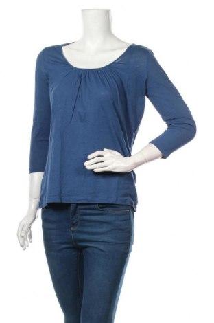 Дамска блуза Marc O'Polo, Размер S, Цвят Син, Памук, Цена 29,40лв.