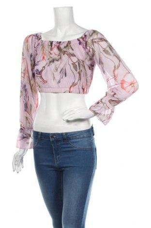 Bluză de femei Missguided, Mărime XXS, Culoare Mov, Poliester, Preț 63,00 Lei