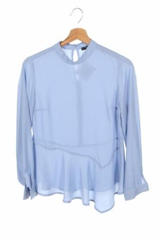 Дамска блуза Mohito, Размер XS, Цвят Син, Цена 19,50лв.