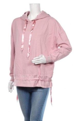 Dámská halenka Monari, Velikost XL, Barva Růžová, 82% bavlna, 13% modal, 5% elastan, Cena  1185,00Kč