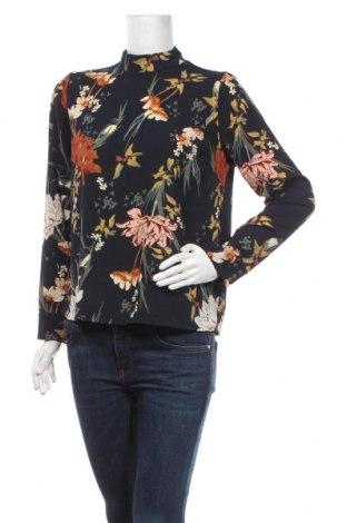 Bluză de femei ONLY, Mărime S, Culoare Albastru, 97% poliester, 3% elastan, Preț 56,37 Lei