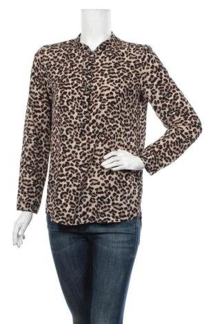 Bluză de femei ONLY, Mărime M, Culoare Bej, 97% poliester, 3% elastan, Preț 59,68 Lei