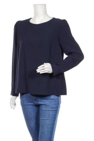 Дамска блуза Oasis, Размер XL, Цвят Син, 98% полиестер, 2% еластан, Цена 18,00лв.