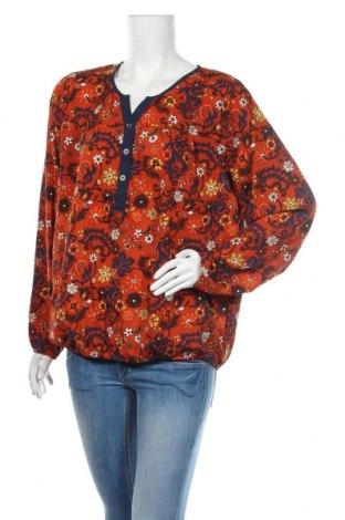 Дамска блуза Ofelia, Размер L, Цвят Многоцветен, Полиестер, Цена 18,90лв.