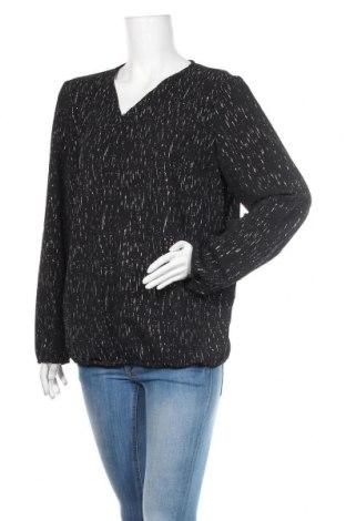 Дамска блуза Ofelia, Размер L, Цвят Черен, Полиестер, Цена 17,85лв.