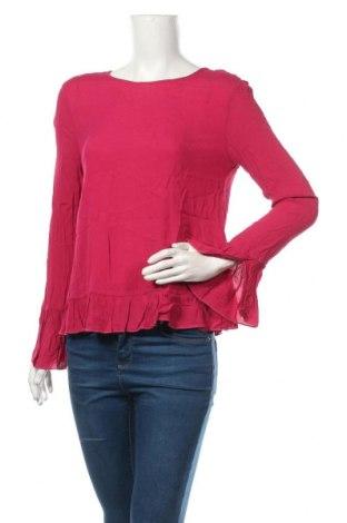 Bluză de femei Please, Mărime L, Culoare Roz, Viscoză, Preț 126,00 Lei