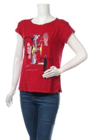 Bluzka damska Street One, Rozmiar M, Kolor Czerwony, Cena 54,00zł