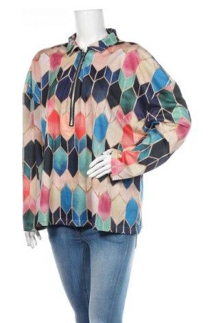 Дамска блуза Tendency, Размер 3XL, Цвят Многоцветен, Цена 37,91лв.