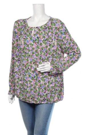 Дамска блуза Tom Tailor, Размер XL, Цвят Многоцветен, Вискоза, Цена 33,60лв.