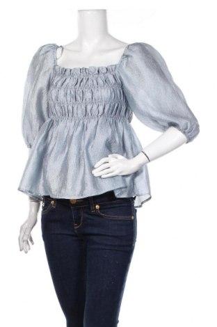 Γυναικεία μπλούζα Vero Moda, Μέγεθος M, Χρώμα Μπλέ, Πολυεστέρας, Τιμή 10,67€