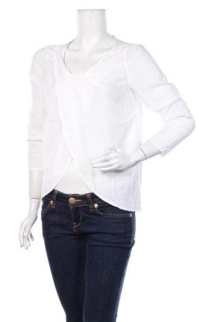 Дамска блуза Vila, Размер S, Цвят Бял, 97% полиестер, 3% еластан, Цена 18,75лв.