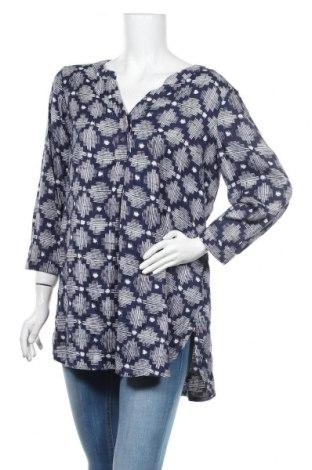 Bluză de femei White Stuff, Mărime L, Culoare Albastru, 51% viscoză, 49% bumbac, Preț 56,70 Lei