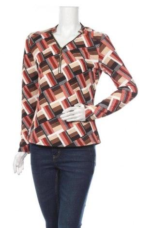 Дамска блуза Y.Yendi, Размер M, Цвят Многоцветен, 95% полиестер, 5% еластан, Цена 16,96лв.