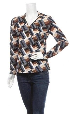 Дамска блуза Y.Yendi, Размер M, Цвят Многоцветен, 95% полиестер, 5% еластан, Цена 17,85лв.