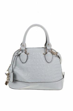 Дамска чанта, Цвят Син, Еко кожа, Цена 27,30лв.