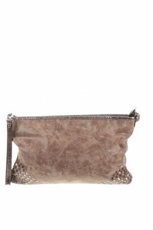 Дамска чанта, Цвят Бежов, Текстил, Цена 25,20лв.