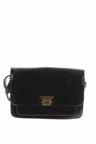 Дамска чанта, Цвят Черен, Еко кожа, Цена 27,30лв.