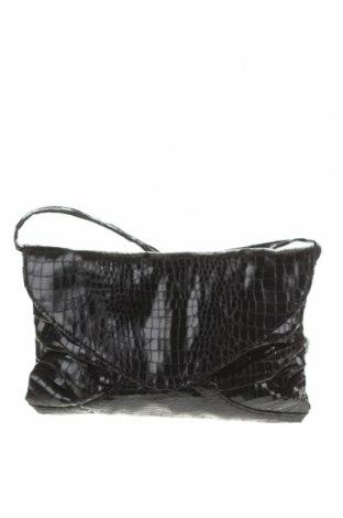 Дамска чанта Accessoires, Цвят Черен, Еко кожа, Цена 24,15лв.