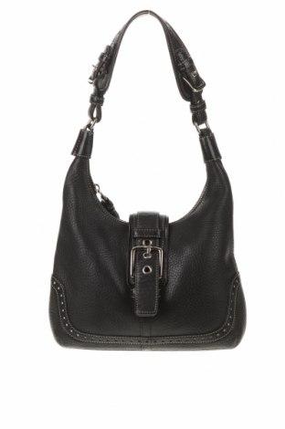 Geantă de femei Coach, Culoare Negru, Piele naturală, Preț 562,50 Lei