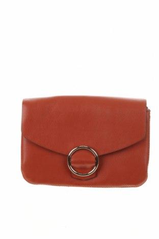 Geantă de femei H&M, Culoare Portocaliu, Piele ecologică, Preț 64,48 Lei