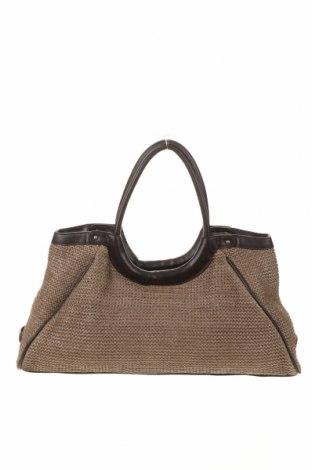 Γυναικεία τσάντα Marc O'Polo, Χρώμα Καφέ, Άλλα υφάσματα, γνήσιο δέρμα, Τιμή 36,65€