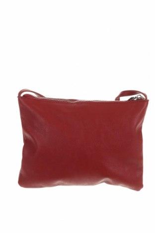 Дамска чанта Parfois, Цвят Червен, Еко кожа, Цена 24,15лв.