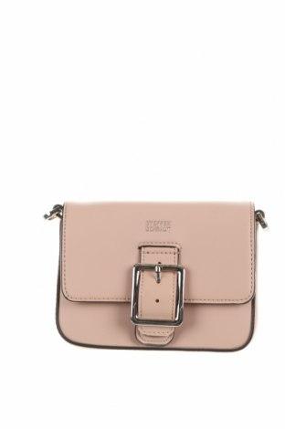 Γυναικεία τσάντα Steffen Schraut, Χρώμα Ρόζ , Δερματίνη, Τιμή 22,27€