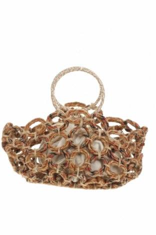 Γυναικεία τσάντα Zara, Χρώμα Πολύχρωμο, Κλωστοϋφαντουργικά προϊόντα, Τιμή 21,34€