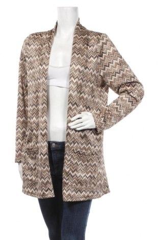 Cardigan de damă Cream, Mărime XL, Culoare Maro, 97% poliester, 3% elastan, Preț 96,16 Lei
