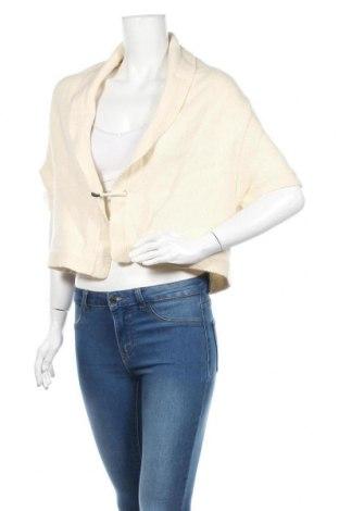 Дамска жилетка Marc O'Polo, Размер XL, Цвят Екрю, 42% мерино, 30% полиакрил, 28% вълна от алпака, Цена 48,30лв.