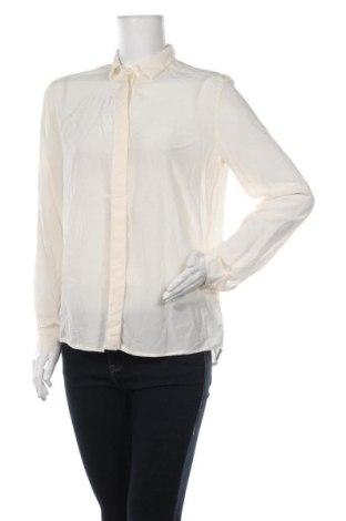 Γυναικείο πουκάμισο & Other Stories, Μέγεθος M, Χρώμα  Μπέζ, Βισκόζη, Τιμή 24,68€