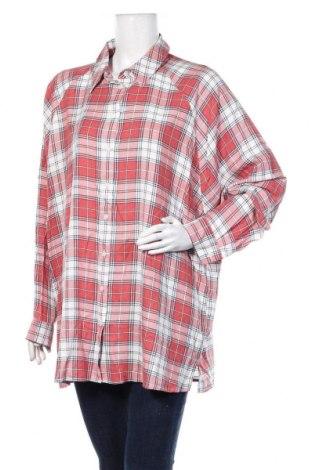 Дамска риза ASOS, Размер L, Цвят Многоцветен, Вискоза, Цена 21,75лв.