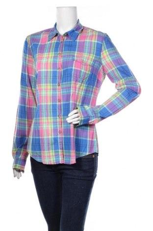 Damska koszula H&M L.O.G.G., Rozmiar XL, Kolor Kolorowy, Bawełna, Cena 50,40zł