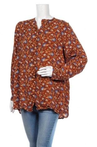 Дамска риза Marc Lauge, Размер XL, Цвят Многоцветен, Вискоза, Цена 18,90лв.