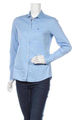 Дамска риза Marc O'Polo, Размер S, Цвят Син, Памук, Цена 35,70лв.