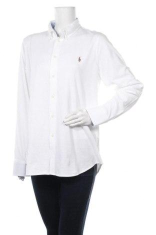 Damska koszula Ralph Lauren, Rozmiar XL, Kolor Biały, Bawełna, Cena 238,00zł