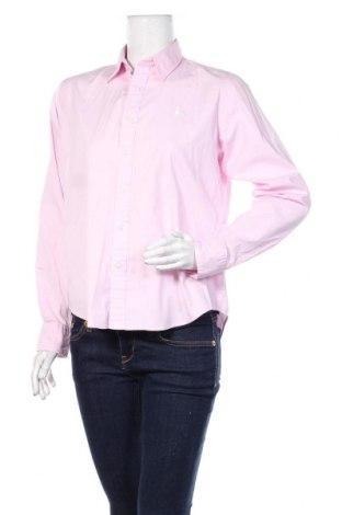 Damska koszula Ralph Lauren, Rozmiar M, Kolor Różowy, 95% bawełna, 5% elastyna, Cena 115,20zł